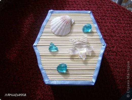 это МК по которому  мы с ребятами попытались сделать свои шкатулки  http://stranamasterov.ru/node/160882 . фото 3