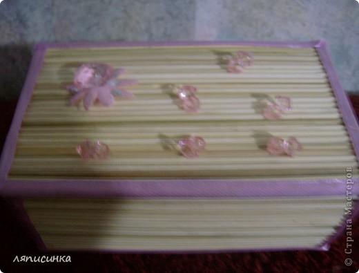 это МК по которому  мы с ребятами попытались сделать свои шкатулки  http://stranamasterov.ru/node/160882 . фото 4