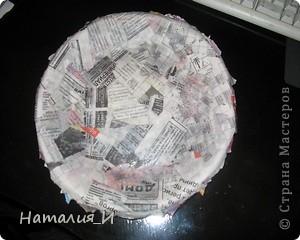 Хочу показать, как я делаю тарелки фото 2