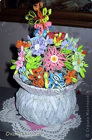 Цветочная поляна фото 1