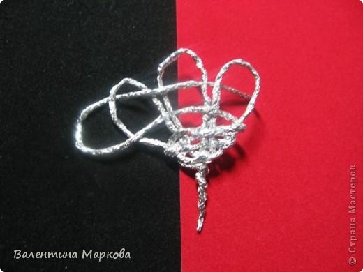 Хочу предствить на суд жителей страны мастеров свой мастер класс по изготовлению розы из фольги.  фото 11