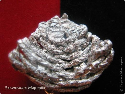 Хочу предствить на суд жителей страны мастеров свой мастер класс по изготовлению розы из фольги.  фото 14