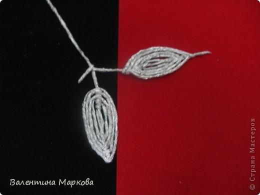 Хочу предствить на суд жителей страны мастеров свой мастер класс по изготовлению розы из фольги.  фото 37