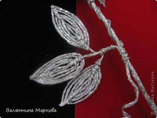 Хочу предствить на суд жителей страны мастеров свой мастер класс по изготовлению розы из фольги.  фото 40