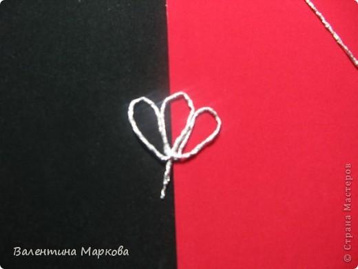 Хочу предствить на суд жителей страны мастеров свой мастер класс по изготовлению розы из фольги.  фото 7