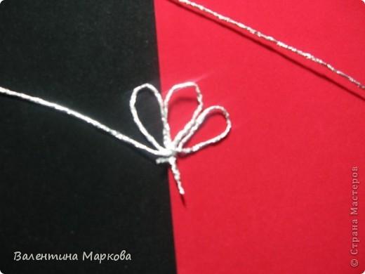 Хочу предствить на суд жителей страны мастеров свой мастер класс по изготовлению розы из фольги.  фото 8
