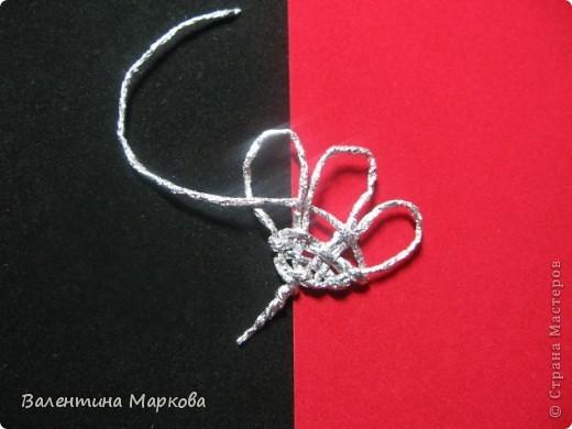 Хочу предствить на суд жителей страны мастеров свой мастер класс по изготовлению розы из фольги.  фото 10