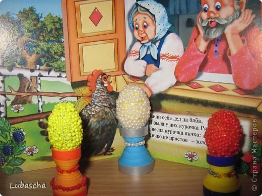 Изумрудные яйца фото 2