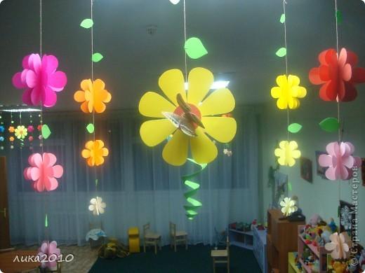 А у нас в отдельно взятой групповой комнате детского сада - ВЕСНА! фото 1