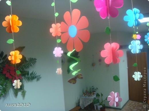 А у нас в отдельно взятой групповой комнате детского сада - ВЕСНА! фото 5