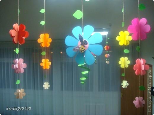 А у нас в отдельно взятой групповой комнате детского сада - ВЕСНА! фото 6