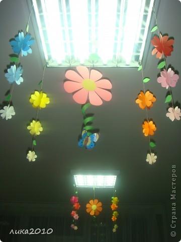 А у нас в отдельно взятой групповой комнате детского сада - ВЕСНА! фото 8
