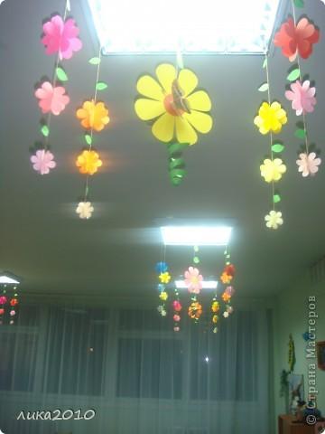 А у нас в отдельно взятой групповой комнате детского сада - ВЕСНА! фото 3