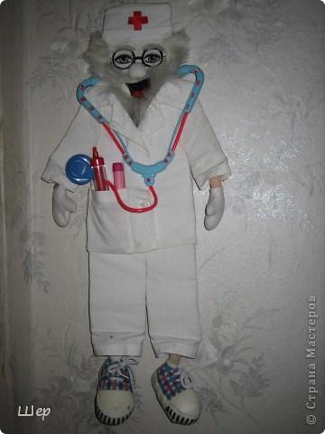 Доктор Айболит, он очень добрый! :-) фото 2