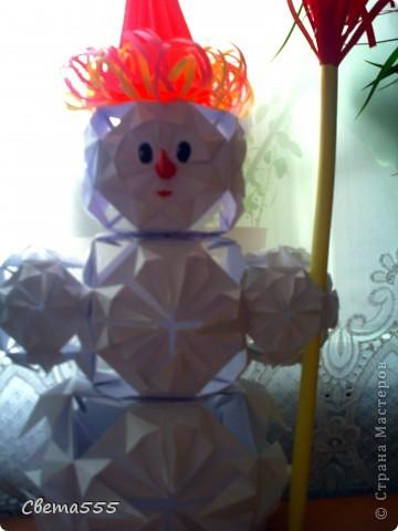 Мой Снеговичок!  фото 1