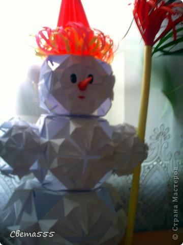 Мой Снеговичок!  фото 2