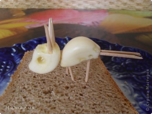 Чесночный козлик. фото 2