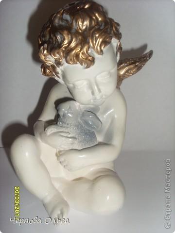 Моя небольшая, но уже коллекция ангелов фото 1