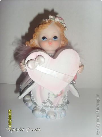 Моя небольшая, но уже коллекция ангелов фото 2