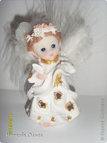 Моя небольшая, но уже коллекция ангелов фото 3