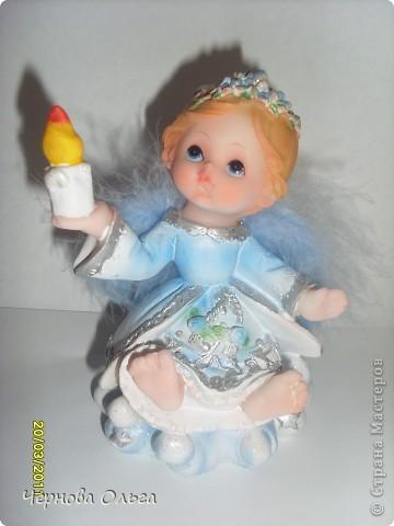 Моя небольшая, но уже коллекция ангелов фото 4
