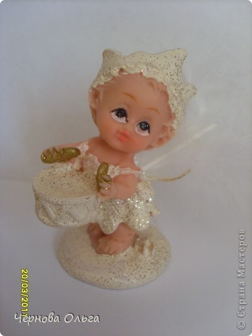 Моя небольшая, но уже коллекция ангелов фото 5