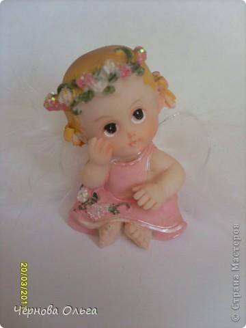 Моя небольшая, но уже коллекция ангелов фото 6