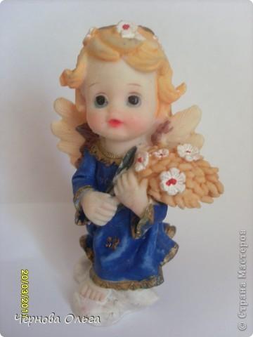Моя небольшая, но уже коллекция ангелов фото 8
