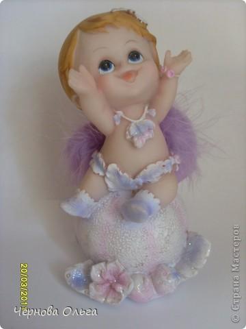 Моя небольшая, но уже коллекция ангелов фото 9