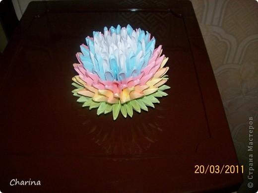 Первый цветочек меня вдохновил на второй))) фото 1