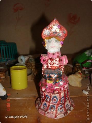 дымковская игрушка фото 3