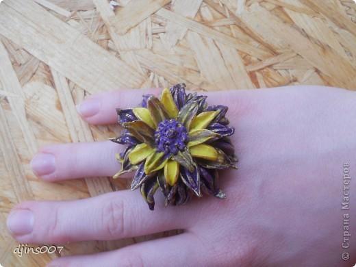 кольцо для знакомой фото 1