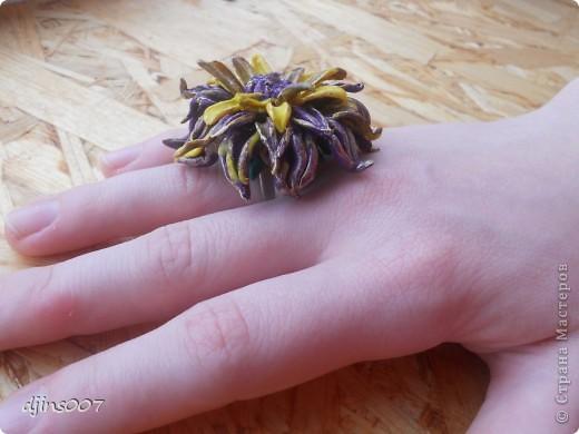 кольцо для знакомой фото 3