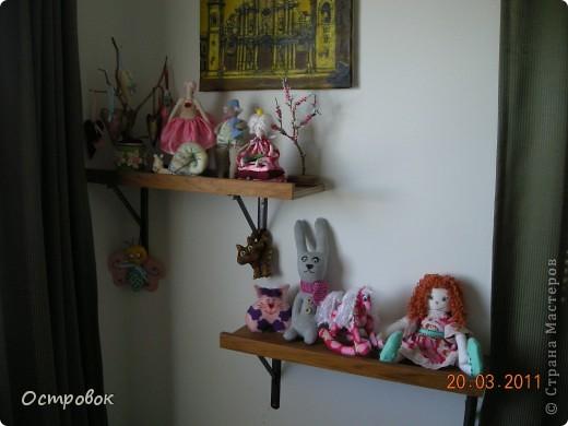 Большое спасибо Ирине (http://stranamasterov.ru/user/33380) за ее прекрасных лошадок и выкройку к ним!!! На конец-то и у меня появилась эта чуда! фото 3