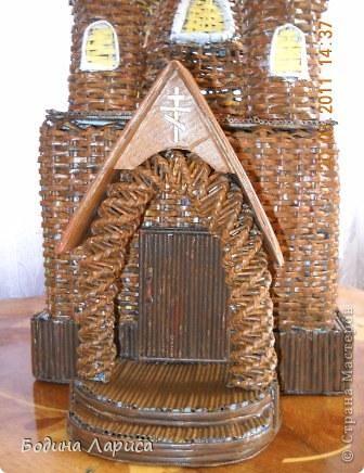 Пятикупольная церковь фото 2