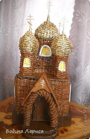 Пятикупольная церковь фото 3