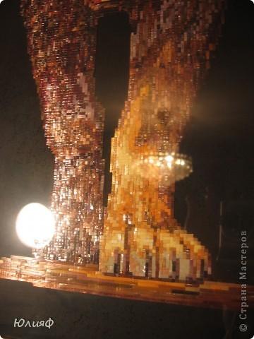 Работа моей родственницы, Мининой Ирины Викторовны. Сделаны из соломы, в технике мозаика. Другие ее работы можно увидеть в моем блоге. фото 6