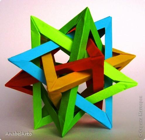 Оригами/кусудама фото 2
