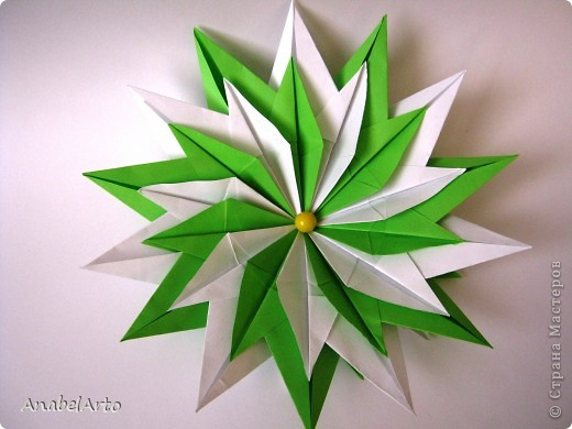 Оригами/кусудама фото 5