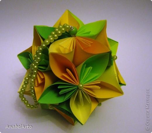 Оригами/кусудама фото 6