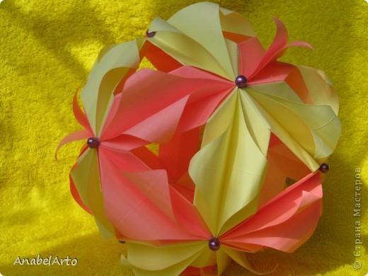 Оригами/кусудама фото 8