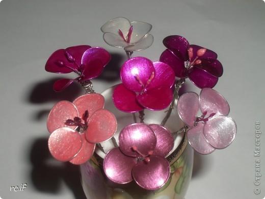 Цветочки по МК Лерочки_94 фото 2