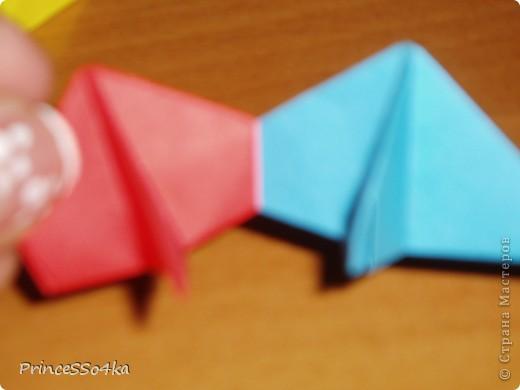 Кусудама Электра. МК:http://stranamasterov.ru/node/17323 видео: http://www.youtube.com/watch?v=M3MEZunaypg&feature=fvsr Модель Девида Митчелла фото 22
