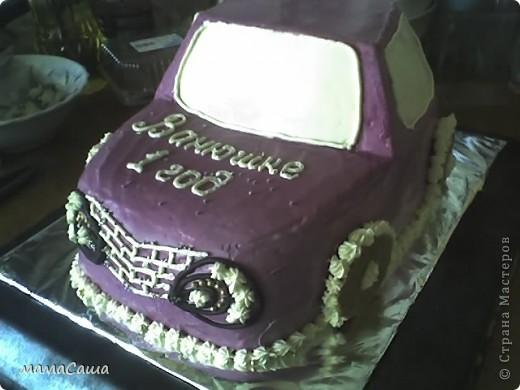 Вот такие тортики получились за последние две недели.  Торт медовик, крем - масляный. фото 1