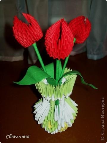 Подарок бабушке на 8 марта =)