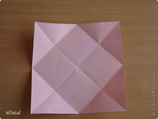 """По подсказке Люблюбумагу нашла в нашей библиотеке книгу Афонькиных """"Цветущий сад оригами"""" Идея из этой книги. фото 5"""