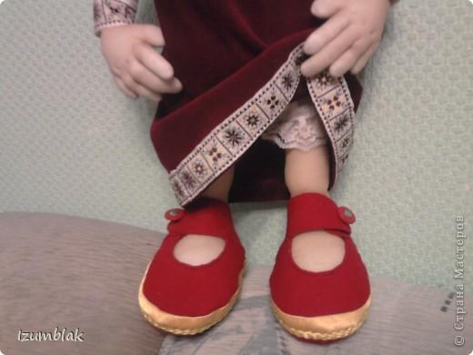Эта кукла сделана для маленькой девочки, которая обожает данный персонаж. Очень надеюсь, что вышло похоже, и вы ее узнаете.  фото 3