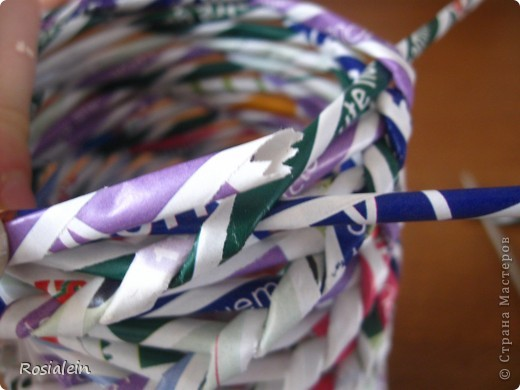 Вот такой органайзер смастерила для себя :))) Большое СПАСИБО !!! Елене-С за мастер-клас по плетению http://stranamasterov.ru/node/15587?c=favorite фото 11