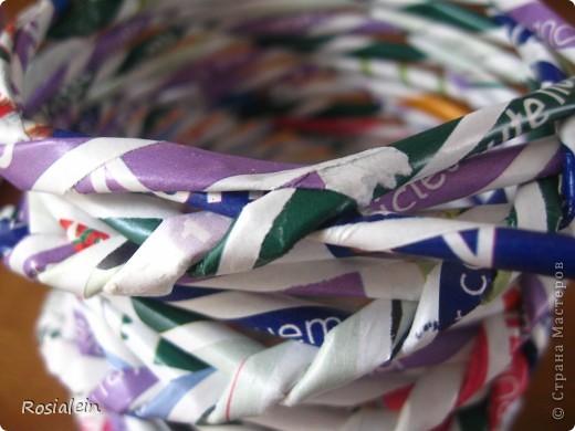 Вот такой органайзер смастерила для себя :))) Большое СПАСИБО !!! Елене-С за мастер-клас по плетению http://stranamasterov.ru/node/15587?c=favorite фото 12