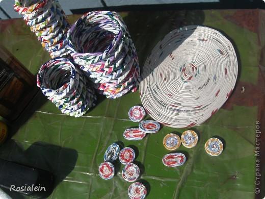 Вот такой органайзер смастерила для себя :))) Большое СПАСИБО !!! Елене-С за мастер-клас по плетению http://stranamasterov.ru/node/15587?c=favorite фото 20